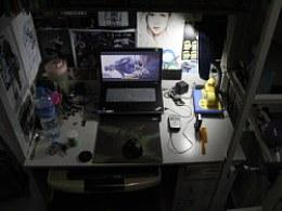 我的大学之—我的桌面