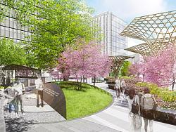 上海南外滩复兴滨江金融花园