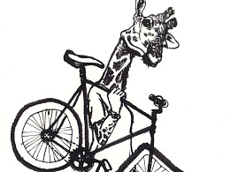 骑自行车还没跑得快了