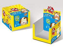近期一些糖果类的食品包装案例
