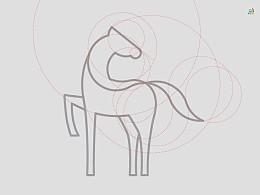 一家科技公司logo设计