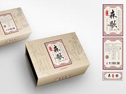 森歌-三七-包装设计