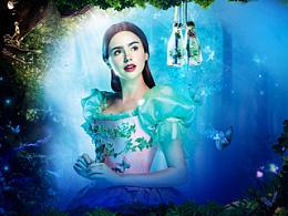 【设计创作花絮】许愿瓶·壹次童话之旅