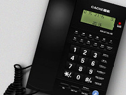 电话机一枚含制作GIF
