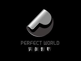 完美娱乐~logo