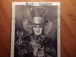 Mad Hatter——Alice in Wonderland