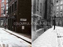 无聊胶片玩家的新一卷120《有色与无色》,以后会不会就直接用黑白胶卷算了呢?
