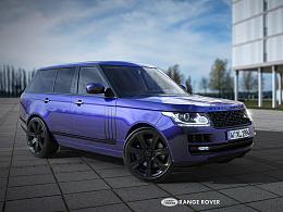 Land Rover Range Rover/2016 渲染