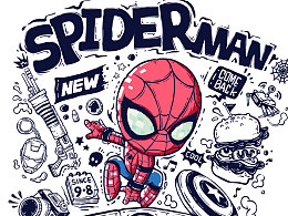 蜘蛛侠-蜘蛛精神