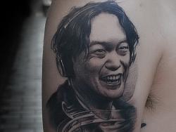 陈奕迅有几个纹身分享展示图片