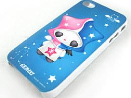 fubo福宝-12星座ip4手机壳