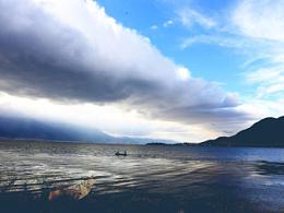 【旅行的意义】洱海的水平面