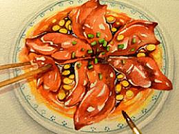 今夜美食:卤猪蹄