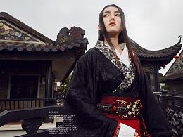 秦汉婚服|摄影