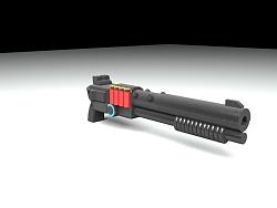 超级霰弹枪 by 里克杰克森