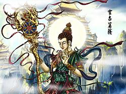 西游记人物谱--灵吉菩萨