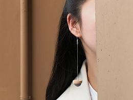 WOODSTONE 饰品系列——耳坠
