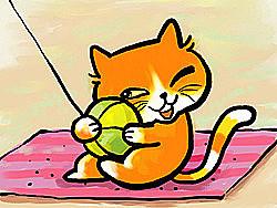 毛毛猫系列漫画——爱护宠物
