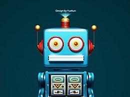机器人icon