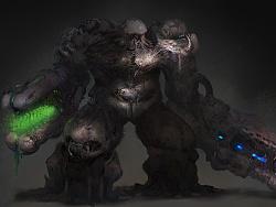 怪物设计—洞穴守卫