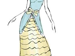 公主裙 围裙。。