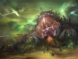 NAMO_《人鱼帝国》角色设计