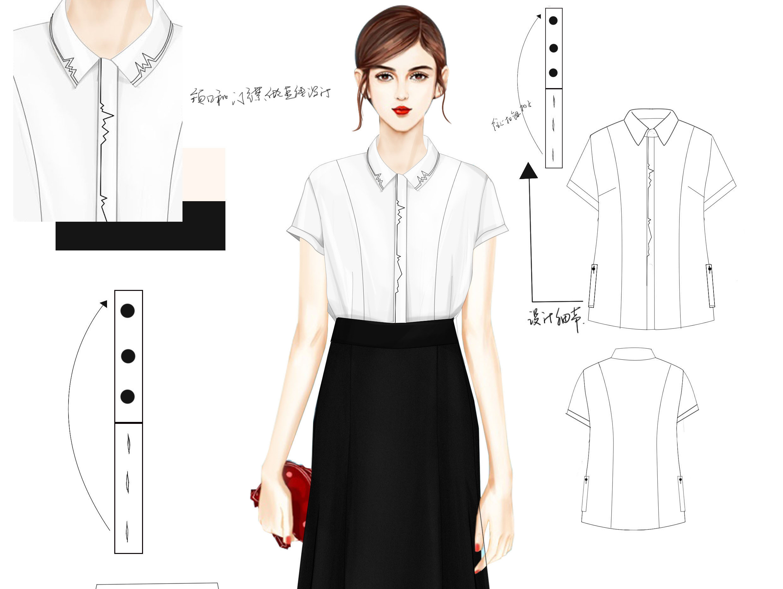 职业服装设计