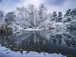 2018杭州雪景专辑