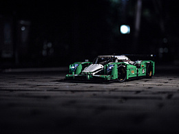 LEGO-全天候赛车.夜拍