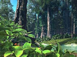 卡的让人蛋疼的森林