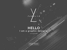 一年前给自己做的一个logo