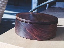木旋手饰盒