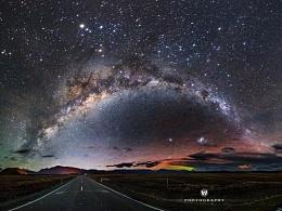 南十字之旅,新西兰绝境星空
