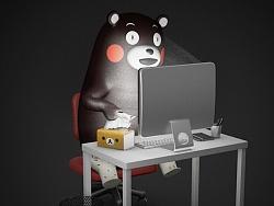 熊本熊的秘密生活