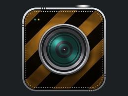 【每天一个小icon】01_camera