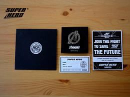 SUPER HERO超能研究所—《复联2奥创纪元》合金胸章