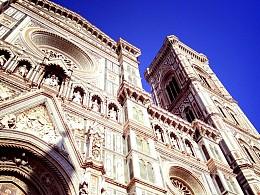 佛罗伦萨——圣母百花大教堂