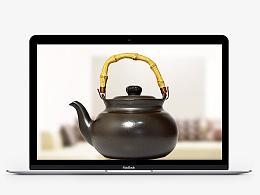景德镇茶壶详情页设计