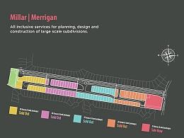 房地产平面图页面