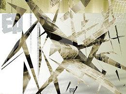 浪淘沙2001-2008的几个视觉网页设计