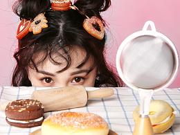 {海德娜娜}姜饼儿和甜甜圈儿