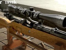 狙击型毛瑟98k