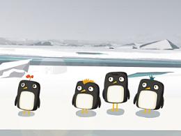 《Penguin》毕设二维动画