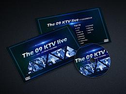 聚会 朋友 DVD包装设计