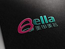 美甲美容  logo