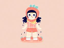《水果女孩》系列