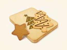 圣诞~饼干~