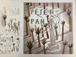 Peter pan 封面