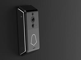智能门铃-一体式