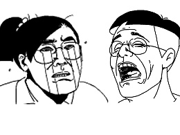 小明漫画——知道真相的我,眼泪掉下来